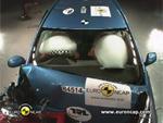 Les crash-tests de la Nissan Leaf en images