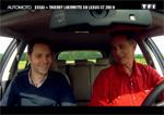 Thierry Lermitte au volant de la Lexus CT 200h