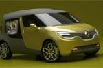 Renault Frendzy - Premières images