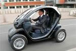 La Renault Twizy dans les rues de Paris