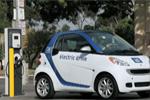 La Smart électrique en auto-partage à San Diego