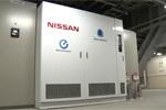 Système de charge solaire de Nissan et 4R Energy