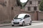 Odyssée électrique - Traversée Paris Strasbourg en voiture électrique C-Zero