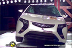 Opel Ampera - Le crash-test Euro NCAP