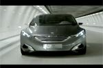 Peugeot HX1 - Première vidéo
