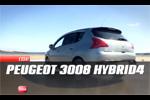 Peugeot 3008 Hybrid4 - Essai Turbo