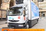 Le camion électrique de Renault Trucks présenté à Lyon