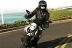 Moto électrique - Présentation de la Zero XU