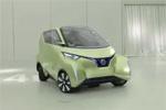 La Nissan Pivo 3 en images