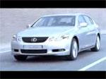 Lexus GS450h - Clip Musical