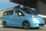 Le concept Nissan e-NV200 en images