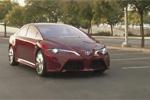 Toyota - Le concept NS4 en images