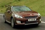 Peugeot 508 RXH - Présentation vidéo