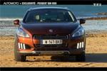 Peugeot 508 RXH - Essai Auto Moto