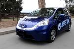Honda débute les tests de la Fit EV aux USA