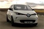 La Renault Zoé ZE en images et en détails