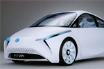 Genève 2012 - Concept Toyota FT-Bh