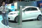 La Renault Zoé ZE en direct de Genève