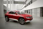 Volkswagen Cross Coupé - Présentation officiel