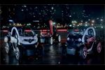 Renault Twizy by David & Cathy Guetta