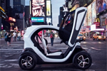 La Twizy fait escale à New York City !