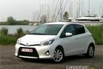 Toyota Yaris Hybride - Essai Caradisiac