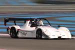 La Toyota EV P002 sur le circuit Paul Ricard