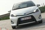 Toyota Yaris Hybride - Essai CarTech