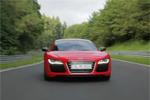 Audi R8 e-tron sur le circuit du Nürburgring - La vidéo du record