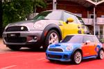 La Mini Mini électrique aux Jeux Olympiques