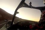 Pikes Peak 2012 - Vidéo embarquée à bord de la Toyota TMG EV P002