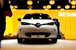 Les voitures électriques au Mondial de l'Automobile de Paris 2012
