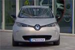 Renault Zoé ZE et le pneu Michelin Energy E-V