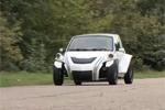 Courb C-Zen - Du concept car au véhicule de série