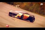 La supercar hybride Peugeot Onyx testée par Turbo