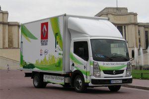 Renault Trucks Maxity électrique