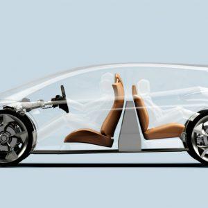 Une meilleure autonomie avec une batterie placée à la verticale