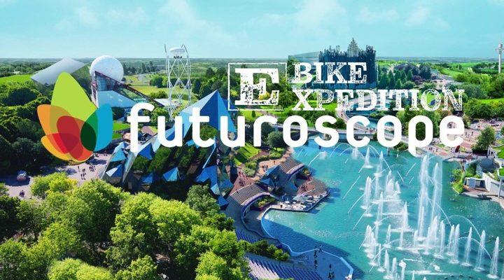 «E-Bike Expedition» : un défi sportif en VTT électrique au Futuroscope