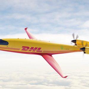 DHL vient de commander 12 avions cargos électriques à Eviation