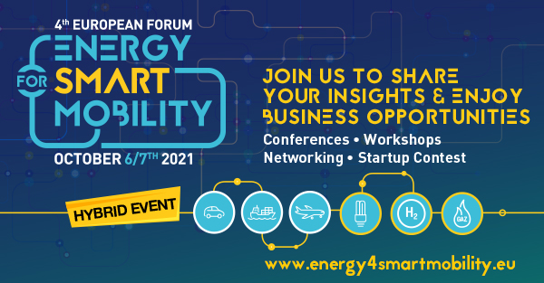 Energy For Smart Mobility 2021