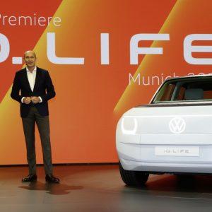 L'ID. Life, le concept-car qui préfigure la Volkswagen ID. 2
