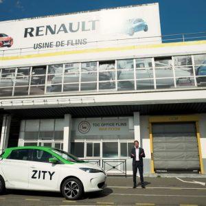 Mobilize s'appuie sur la Re-Factory de Flins pour accélérer dans l'autopartage