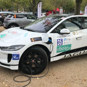 50 points de charge éphémères pour le E-Rallye de Monte-Carlo 2021